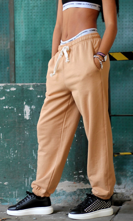 "Pantalone ""ALMOND"" - REBEL"