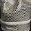 Thumbnail: Secchiello borchie piatte bianco - Gio Cellini