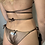 Thumbnail: Bikini Sofia laminato rame - Matinée