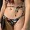 Thumbnail: Bikini Emma fiori nero - Matinée