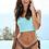 Thumbnail: Bikini Nadine slip maculato - Matinée