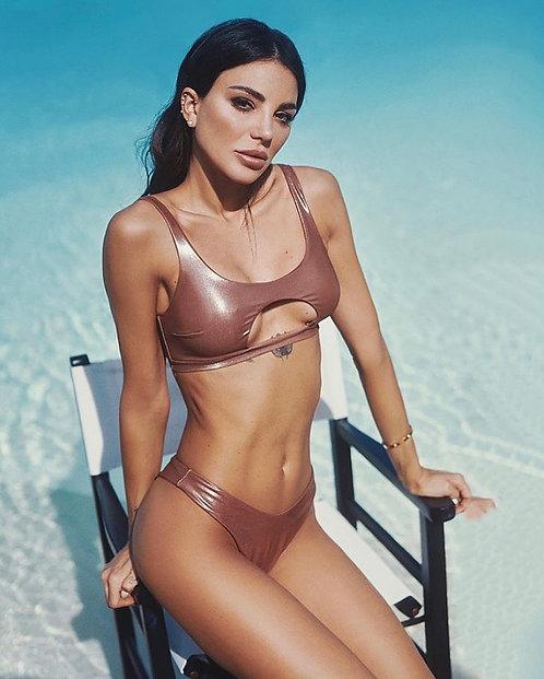 Bikini Margot laminato mattone - Matinée