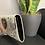 Thumbnail: Portafoglio bustina heart bianco -  Gio Cellini