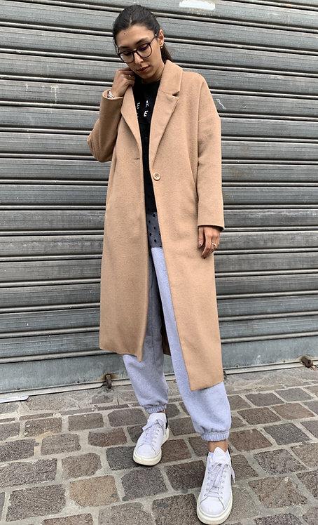 Cappotto cammello - SH