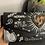 Thumbnail: Portafoglio bustina heart nero -  Gio Cellini