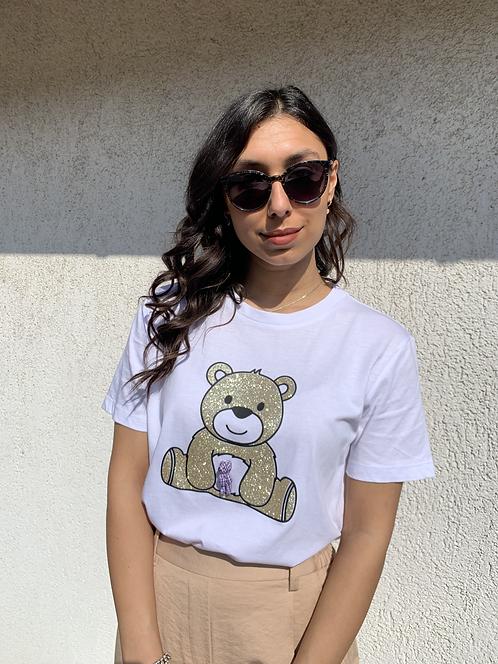 T-shirt Teddy - CF
