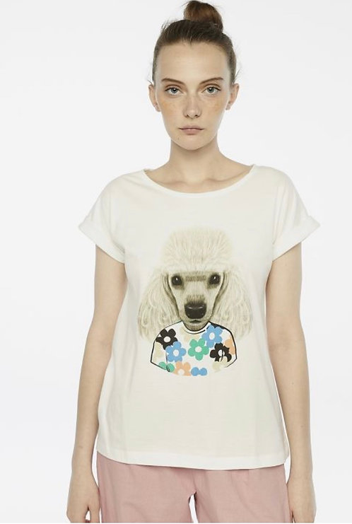 T-Shirt barboncino - CF