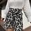 Thumbnail: Blusa con balze bianca - CF