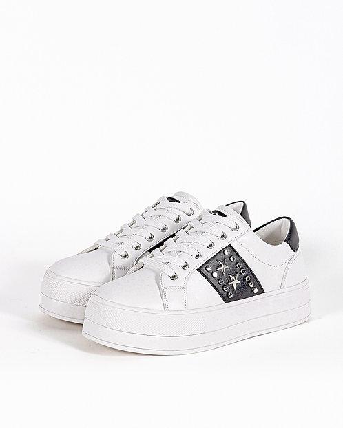 Sneakers platform stars - Gio Cellini