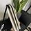 Thumbnail: Bag borchie piatte bianco - Gio Cellini