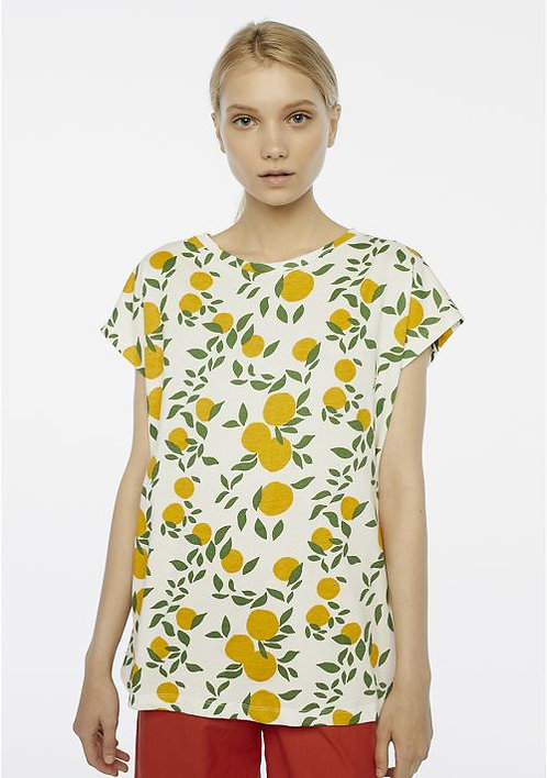T-shirt arance - CF