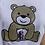 Thumbnail: T-shirt Teddy - CF