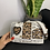 Thumbnail: Mini Bag Heart bianco - Gio Cellini