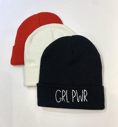 Cappello ricamo GRL PWR - REBEL