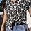 Thumbnail: Camicia stampa spiga - CF
