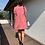Thumbnail: Abito chemisier balze rosa - CF