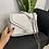Thumbnail: Mini Bag profile bianco - Gio Cellini