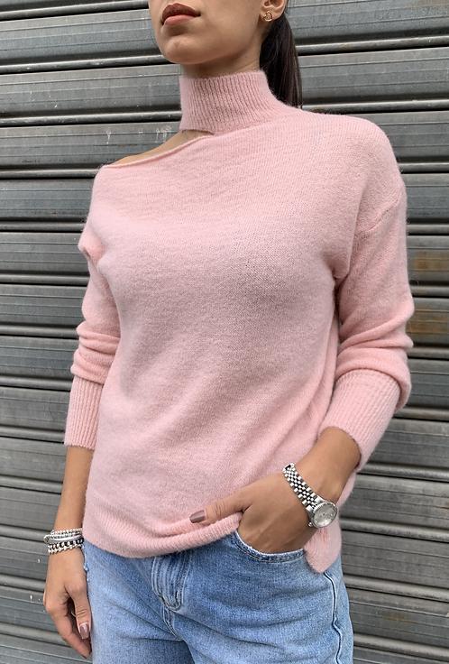 Lupetto rosa - REBEL