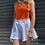 Thumbnail: Top costina arancio - Adora