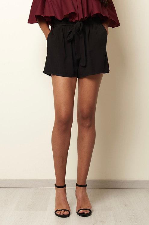Short con cintura - Kikisix