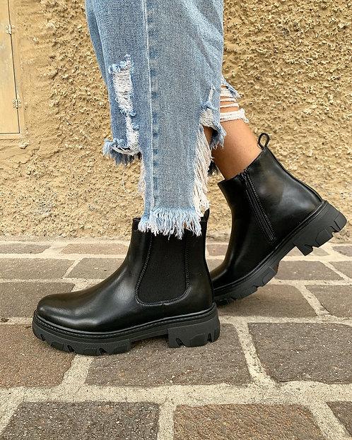 Mini boots Beatles