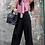 Thumbnail: Blusa con sciarpa - JSLF