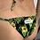 Thumbnail: Bikini Gaia giraffe verde - Matinée