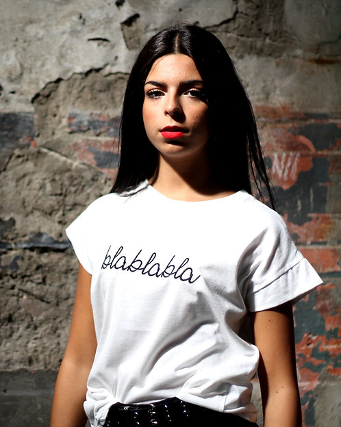 T-Shirt blablabla - REBEL