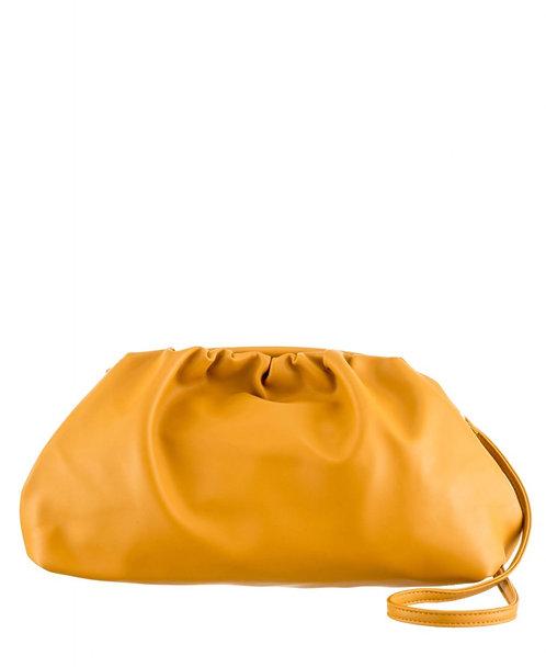 Bag pouch senape
