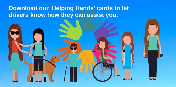 Helping hands website