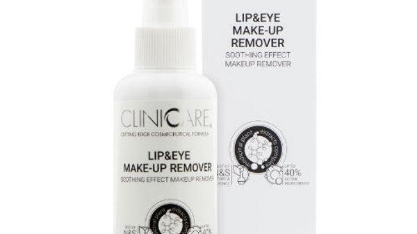 Lip & Eye Makeup remover