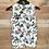 Thumbnail: Ann Taylor Petite Floral Tie Neck Shell