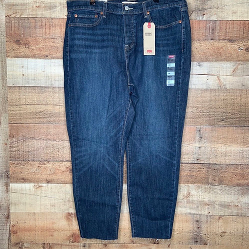Levi's Skinny Wedgie From The Block Plus Size