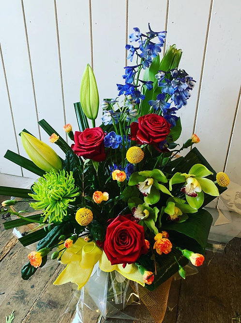 Florists Choice Box Bouquet Large