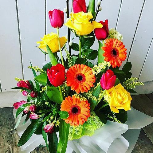Florists Choice Box Bouquet standard