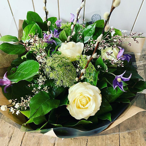 Florists Choice Handtied Bouquet Large