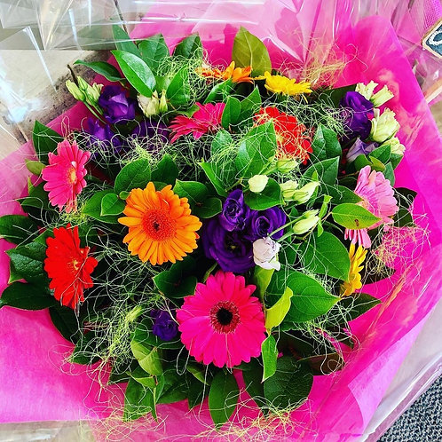 Florists Choice Handtied Bouquet Medium