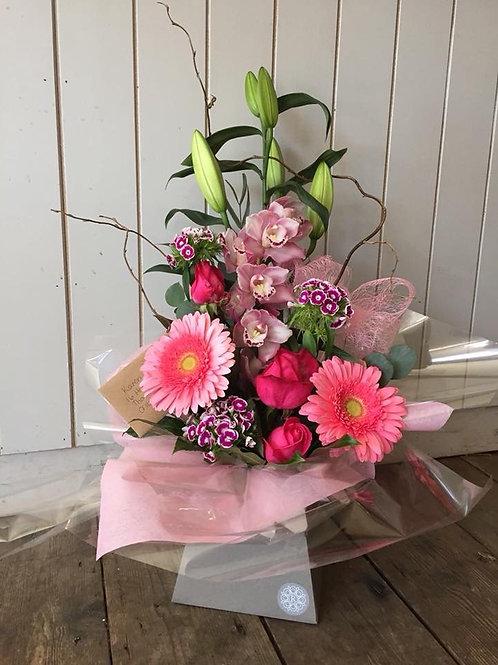 Florists Choice Box Bouquet Medium