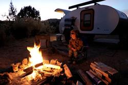 trailer gunner fire