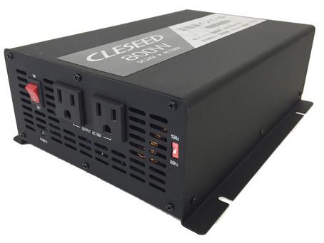 【新商品】Sシリーズ 24Vバッテリー専用定格出力800W 正弦波インバーター SW800F