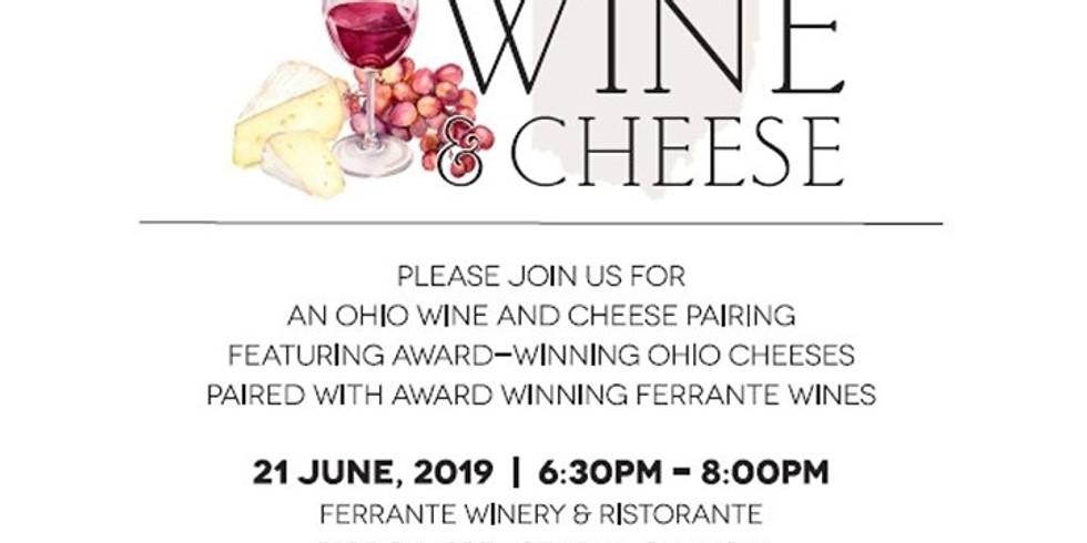 2019 Ohio Cheese Guild Wine & Cheese Challenge