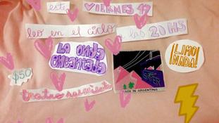 Lectura en el ciclo de poesía 'La Onda Encantada' • Ciclo 'La Luz Mala' • Teatro Sarmiento
