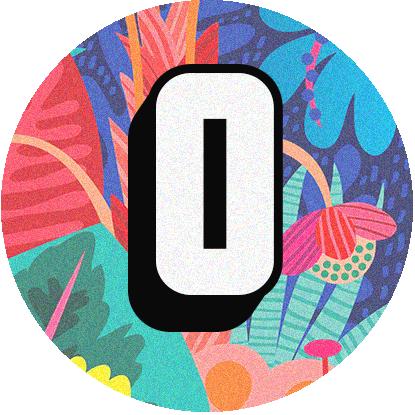 O logo round