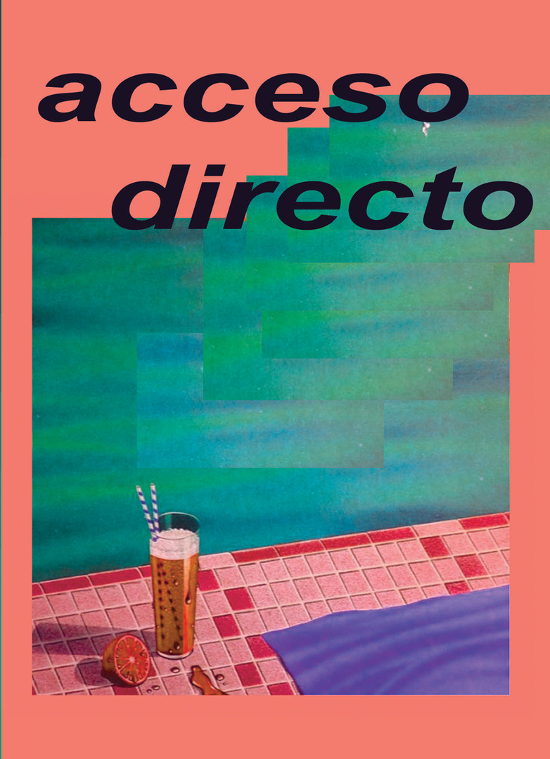 """Acceso directo"", por Agostina Bonanata (Costa Interplanetaria, 2016)"
