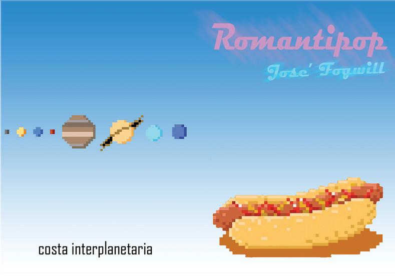"""Romantipop"", por José Fogwill (Costa Interplanetaria, 2017)"