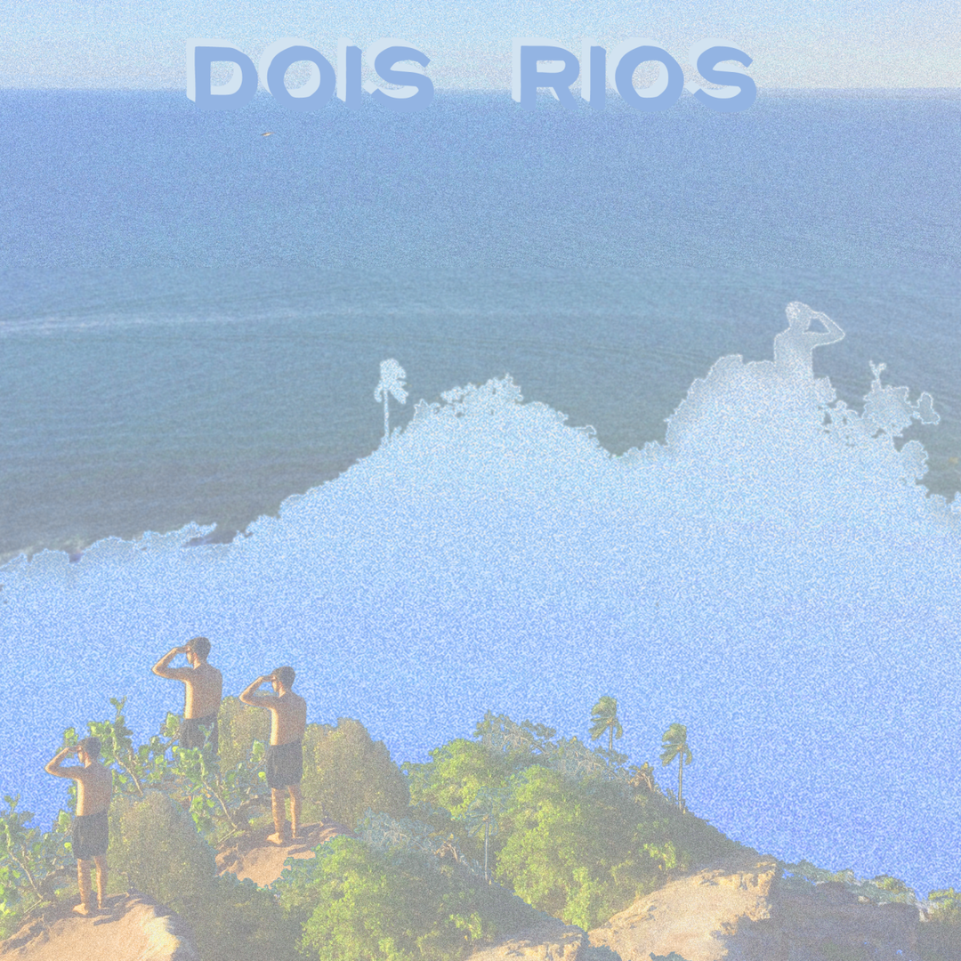 """Dois Rios"", por Lacio (2018)"