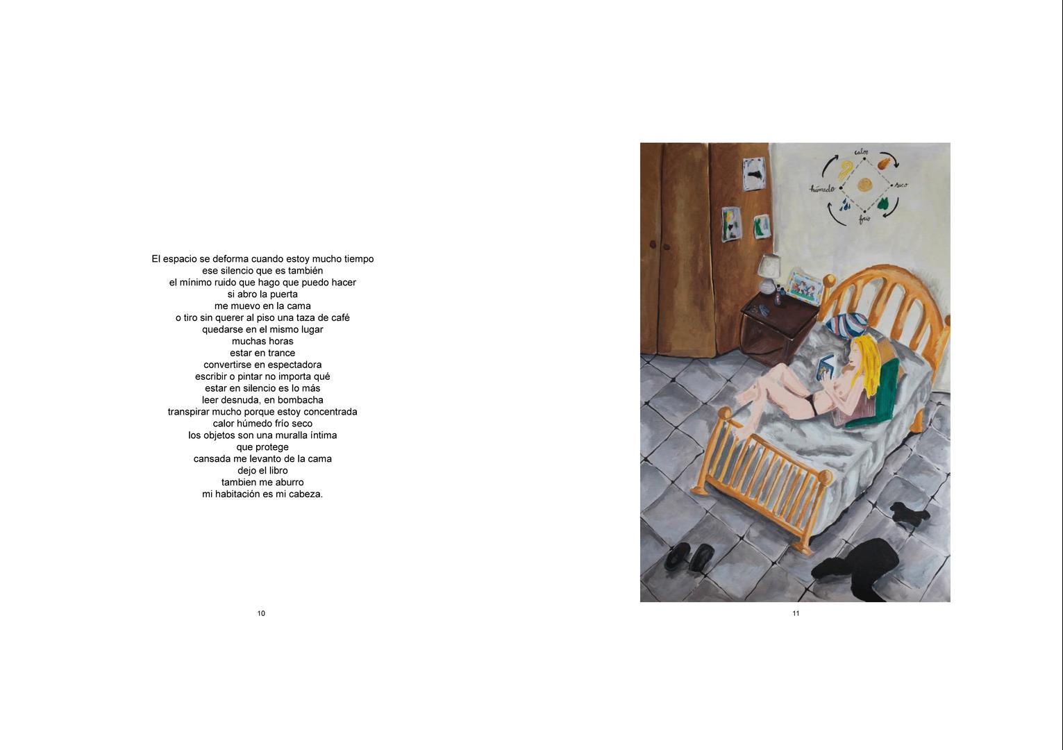"""""""Es tarde y hay que hacer algo"""", por Agustina Leal (Publicación independiente, 2018)"""