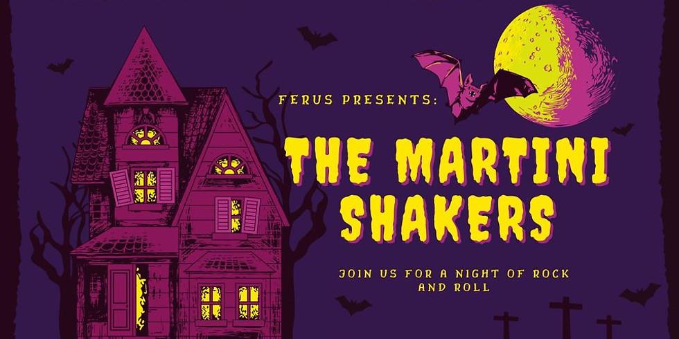 The Martini Shakers