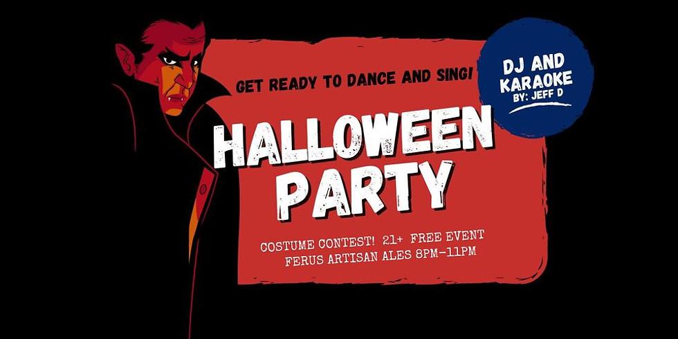 Halloween Party/Karaoke