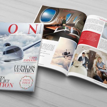 FON magazine Interview